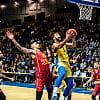 Asseco Arka Gdynia - Galatasaray Stambuł 78:83. Wielkie emocje po przerwie