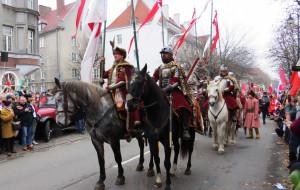 W poniedziałek 11 listopada obchody święta Niepodległości w Trójmieście