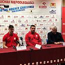 """Turniej hokeja EIHC w """"Olivii"""" 8-10 listopada: Polska, Japonia, Włochy, Węgry"""