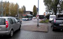 """Autobus między rogatkami. """"Zagrożenia..."""