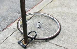 Jak prawidłowo przypiąć rower?