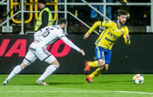 Arka Gdynia straciła skrzydłowego na 2 mecze. Nando ukarany i zawieszony
