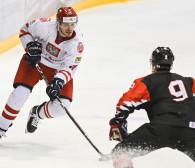 """Polska - Japonia 3:2 w turnieju hokeja. Mało kibiców w """"Olivii"""". Bilety za drogie?"""