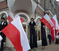 Parada Niepodległości przeszła przez Gdańsk