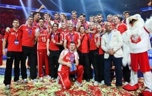Polacy mają pierwszy medal Ligi Światowej, wygrana Rosji