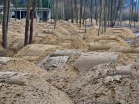 NSA nakazuje usunąć tony piasku z Doliny Radości