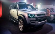 Powrót legendarnego Land Rovera Defendera...