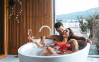 Romantyczne miejsca: spa we dwoje