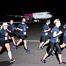 Skywayrun 2020 po lotnisku dla jeszcze większej liczby biegaczy. Start 21 czerwca