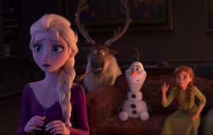 """Odwilży jeszcze nie widać. Recenzja filmu """"Kraina lodu 2"""""""