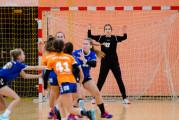 Sport Talent. Zuzanna Pacholczyk z karate na bramkę w piłce ręcznej