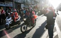 Mikołaje na motocyklach w tę niedzielę