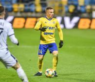 Arka Gdynia - Pogoń Szczecin 1:1. Remis w meczu z liderem ekstraklasy