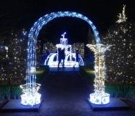Gdańskie iluminacje świąteczne już świecą
