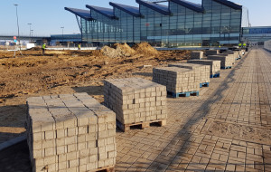 Zmiany na lotnisku w Gdańsku. Ruszyła rozbudowa terminalu