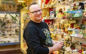 Ludzie Trójmiasta: dobry duch Galerii Starych Zabawek