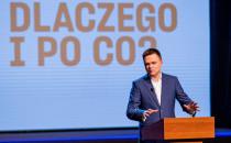 Szymon Hołownia ogłosił w Gdańsku start w...