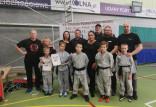 Wushu. Najmłodsi dali przykład - pięć medali w Pucharze Polski