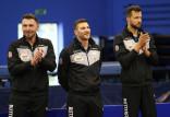 Lotto Superliga tenis stołowy. Udane zakończenie rundy AZS AWFiS Balta Gdańsk