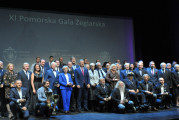 XI Pomorska Gala Żeglarska w Teatrze Szekspirowskim - laureaci i nominowani