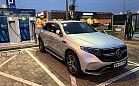 Test: elektrycznym Mercedesem EQC z Warszawy do Gdyni