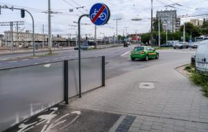 Gdynia: ułatwienia dla rowerzystów przy dworcu