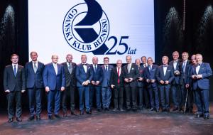 Jubileuszowa gala Gdańskiego Klubu Biznesu. 25 lat minęło, a wyzwań wciąż wiele