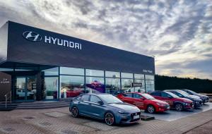 Nowy salon Hyundaia w Wejherowie