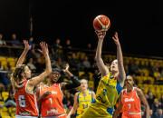 Arka Gdynia - Familia Schio 47:74. Najwyższa porażka w Eurolidze koszykarek
