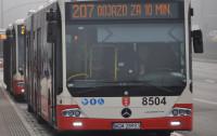 Kierowcy autobusów bez dostępu do toalet