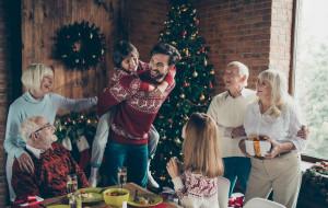 Dobre emocje w święta ważniejsze niż prezenty