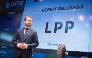 LPP pozyskało 300 mln zł z obligacji