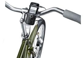 Doładuj telefon podczas jazdy rowerem