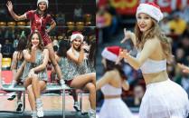Zobacz trójmiejskie cheerleaders w...
