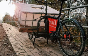 Jak wygląda praca kuriera rowerowego w Trójmieście?