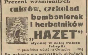 85 lat temu: winogrona - 1,15 zł, banany - 1,40 zł
