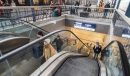 Nowe windy i ruchome schody na Dworcu Głównym w Gdańsku