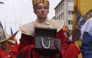 Orszaki Trzech Króli przejdą w poniedziałek ulicami Gdańska, Gdyni i Sopotu