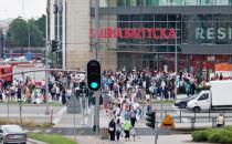 W środę ewakuowano Galerię Bałtycką