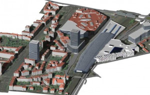 Plany dla Wrzeszcza: większa Galeria Bałtycka, nowy wieżowiec i browar