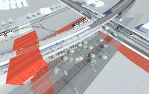 Takie będą stacje Kolei Metropolitalnej