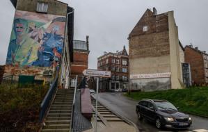 Mural Brunona Zwarry na Biskupiej Górce. Miasto popiera pomysł