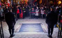 Gdańsk upamiętnił Pawła Adamowicza....