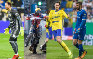 Najlepszy Ligowiec 2019 Roku w Trójmieście. Wyniki  po pierwszym tygodniu głosowania