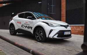 Nowa Toyota C-HR teraz ze 184-konnym silnikiem