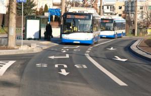 Nowy buspas w Gdyni, ale nie kosztem kierowców