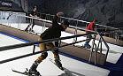 Na nartach pojeździsz pod dachem. Sposób na brak śniegu
