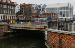 Wznowienie prac na Wyspie Spichrzów. Zwodzony Most Stągiewny za 6,6 mln