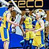 GTK Gliwice - Asseco Arka Gdynia 74:82. Nerwówka koszykarzy na własne życzenie