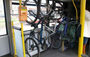 Przyjęto uchwałę o przewozie rowerów komunikacją miejską